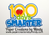 100 Days Smarter School Title