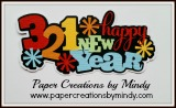321 Happy New Year Title