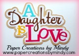 A Daughter is Love Title