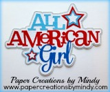 All American Girl Title