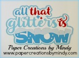 All That Glitters is Snow Title