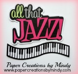 All That Jazz Title