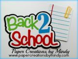 Back 2 School Title MKC