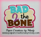 Bad 2 the Bone Title Pink