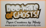Boo-Ware of Ghosts Halloween Title