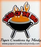 Boss of the BBQ Title