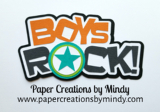 Boys Rock Title
