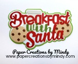 Breakfast with Santa Title
