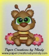Bumble Bee Bear