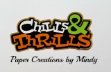 Chills and Thrills Halloween Title