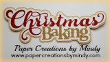 Christmas Baking Title