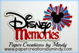 Disney Memories Title