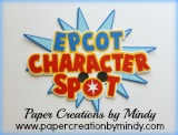 Epcot Character Spot Title