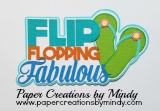Flip Flopping Fabulous Summer Title