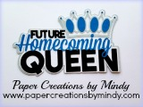 Future Homecoming Queen Title