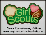 Girl Scout Title