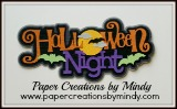 Halloween Night Title MKC