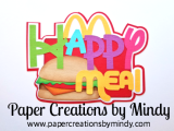 McDonalds Happy Meal Title
