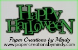 Happy Halloween Green Title