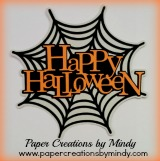 Happy Halloween Web Title