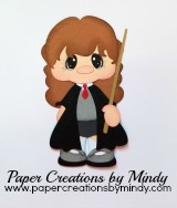 Harry Potter Hermione Character