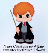 Harry Potter Ron Character