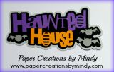 Haunted House Title