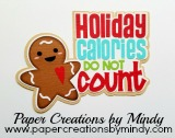 Holiday Calories Do Not Count Title