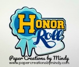 Honor Roll TBD Title