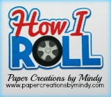 How I Roll Title Blue