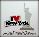 I Love New York Title