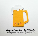 Kawaii Beer Mug