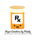 Kawaii Doctor Pill Bottle