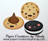 Kawaii Cookie Variety Set