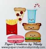 Kawaii Junk Food Set