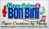 Keep Calm and Bon Bini Title