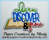 Learn Discover Grow Title