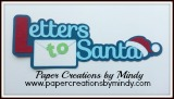 Letters To Santa Title