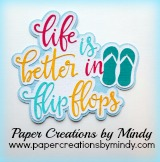 Life is Better in Flip Flops Title