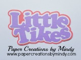 Little Tikes TBD Title Pink