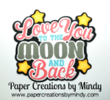 Love You To The Moon CCD Title