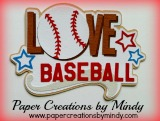Love Baseball Title