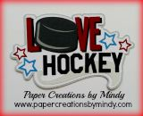 Love Hockey Title