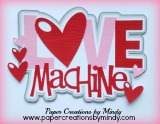 Love Machine Title