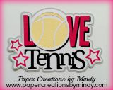 Love Tennis Title