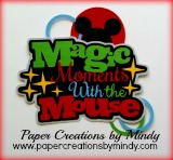 Magic Moments with the Mouse Title