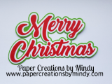 Merry Christmas Title CCD