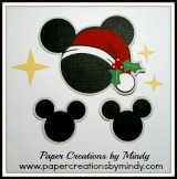 Disney Christmas Elements