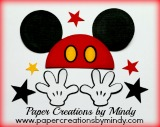 Mickey  Elements set 2