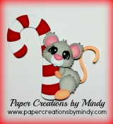 Candycane Mouse